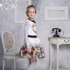 LOVE MADE LOVE - Floral 3D Tutu Tulle Skirt