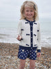 RACHEL RILEY - Bow Cardigan