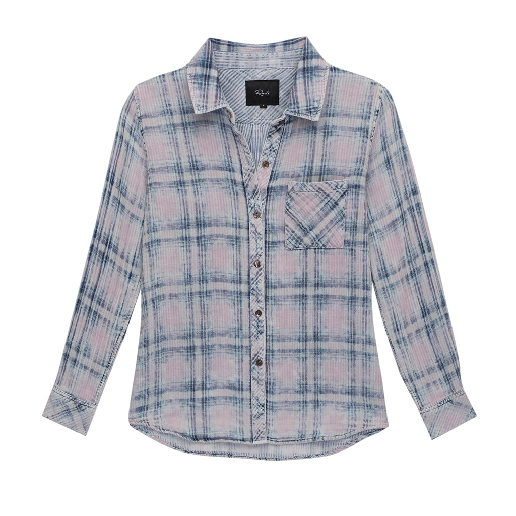 LITTLE RAILS - Hudson Button-Down Shirt