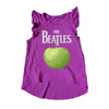 NEW! - ROWDY SPROUT - Beatles Apple Flutter Tank