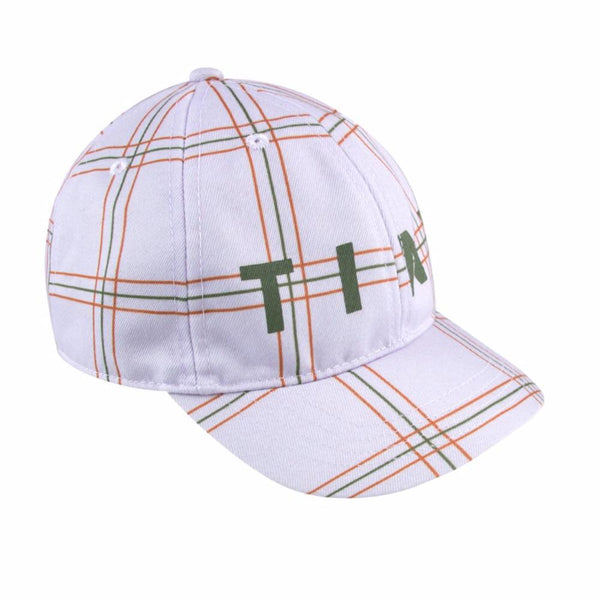 "TINYCOTTONS - ""Check"" Cap"