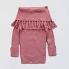 VIERRA ROSE - Sabella Fringe Sweater