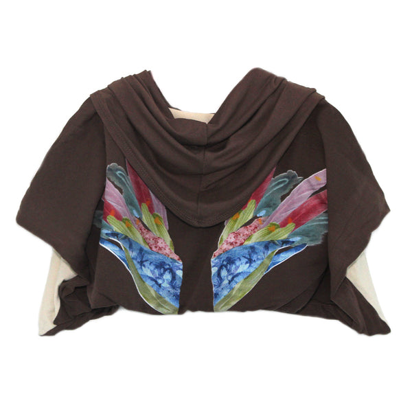 SCHNARBLES - Wings Poncho