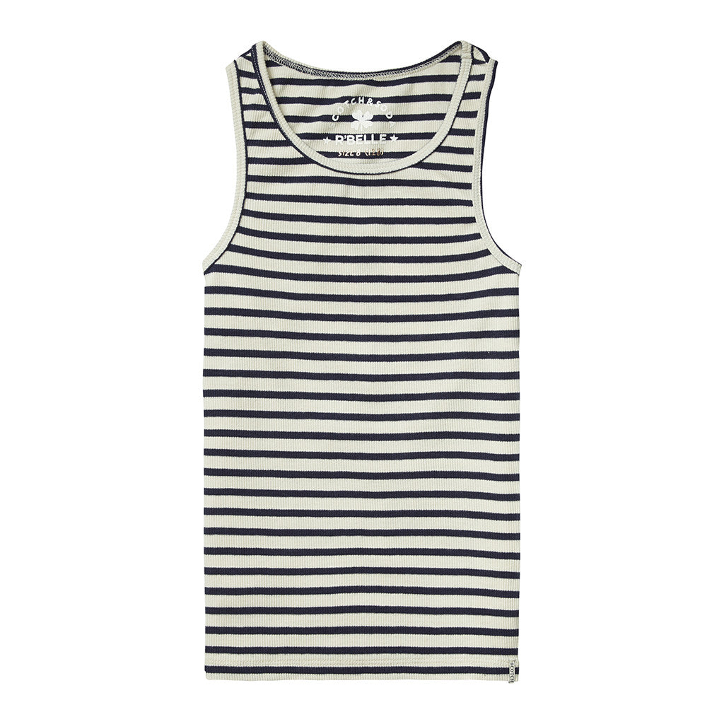SCOTCH R'BELLE - Basic Ribbed Tank