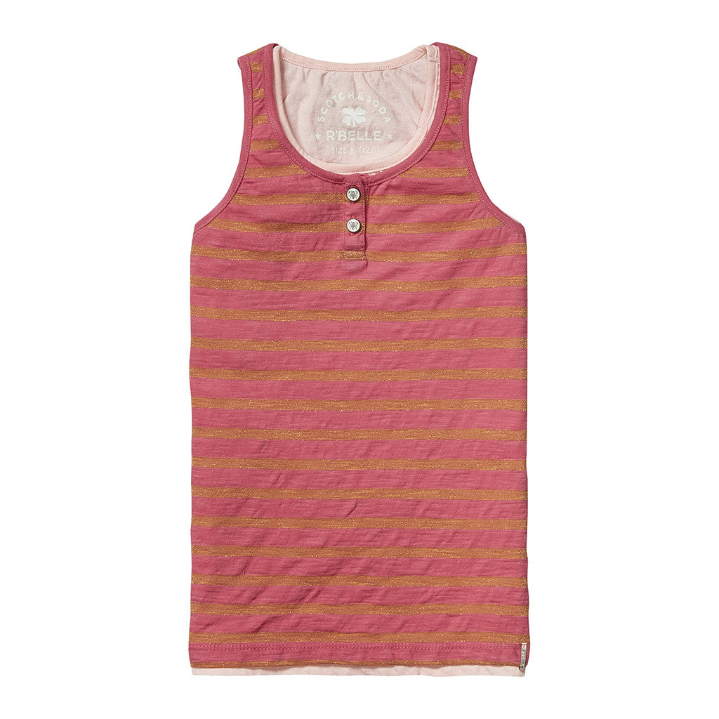 SCOTCH & SODA - Double Layer Tank