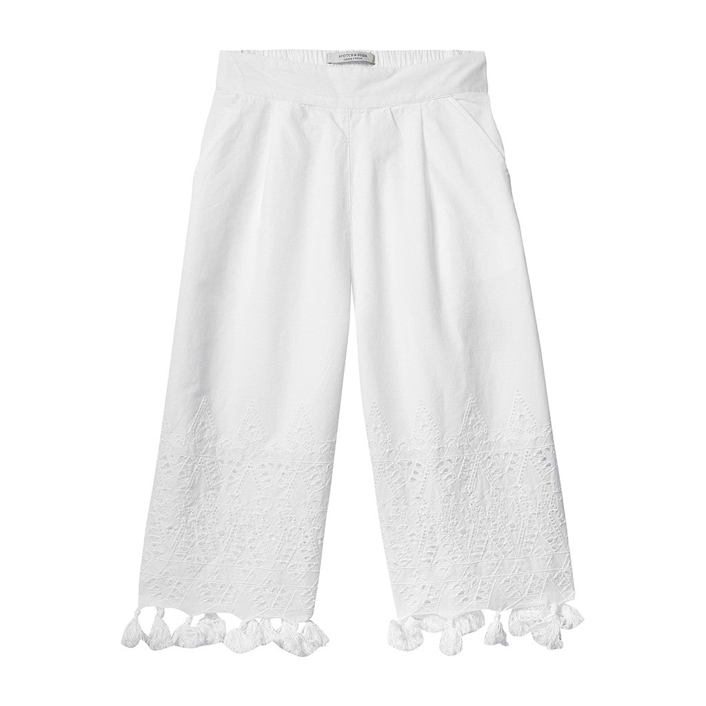 SCOTCH & SODA- Broderie Culottes