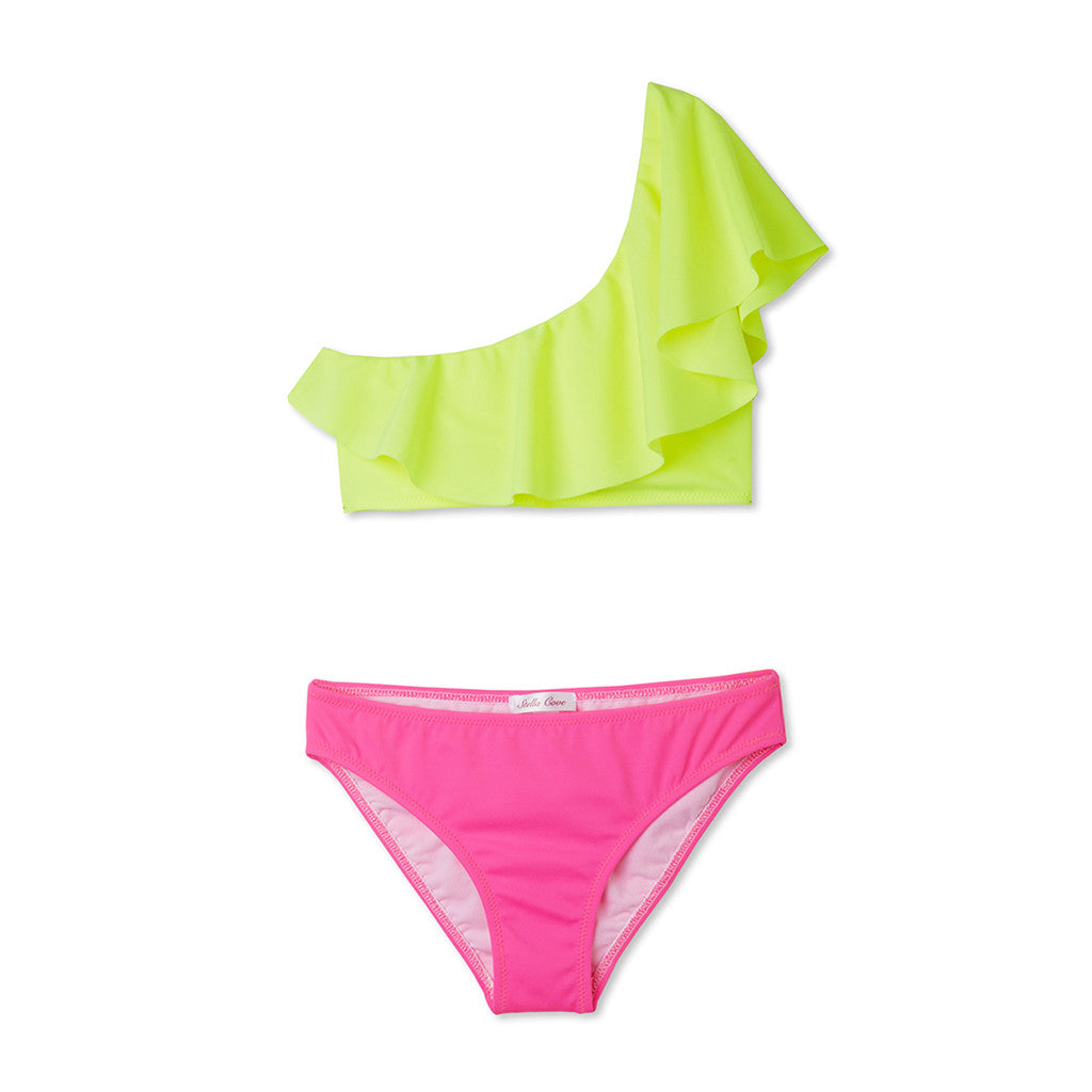 NEW ARRIVAL! - STELLA COVE - Neon Flared Bikini