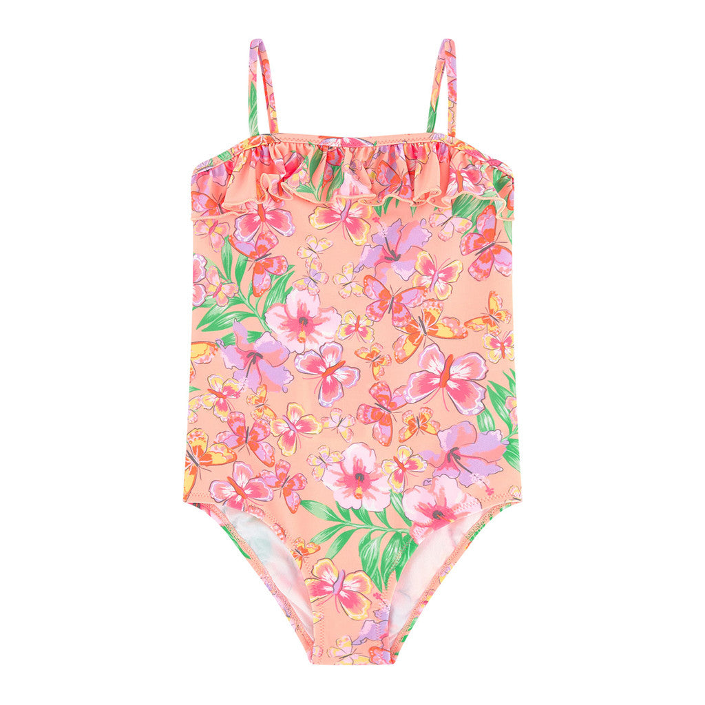 SUNUVA - Tropical Butterfly Swimsuit