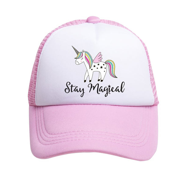"TINY TRUCKER - ""Stay Magical"" Trucker Hat"