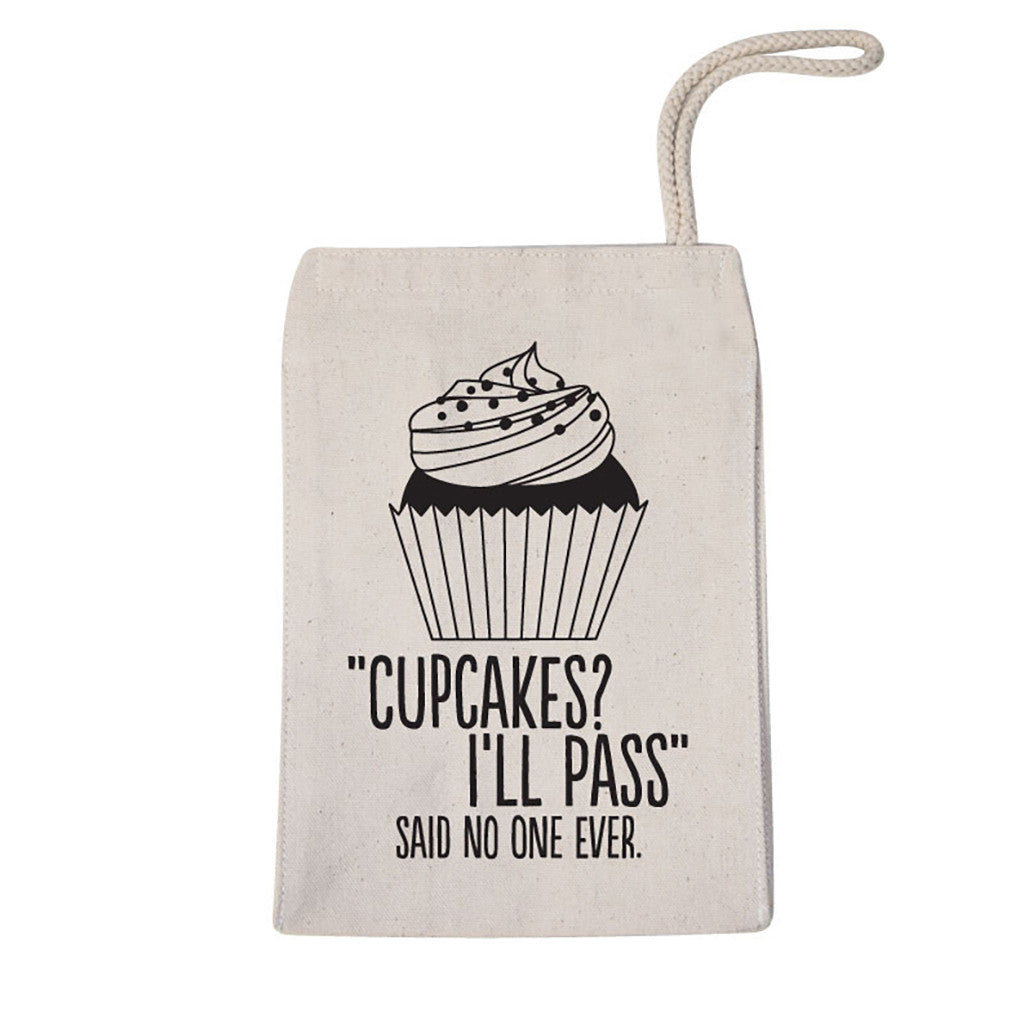 "TOWNE9 - ""Cupcakes"" Lunch Tote"
