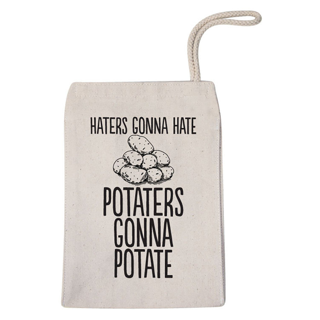 "TOWNE9 - ""Potaters"" Lunch Tote"