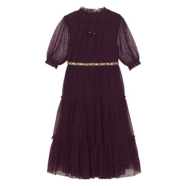 VELVETEEN - Carolina 3/4 Sleeved Tiered Dress
