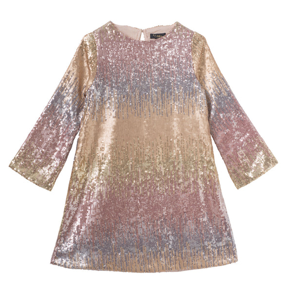 VELVETEEN - Veronica Sequined Dress