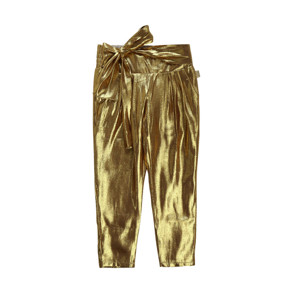 LITTLE MARC JACOBS - Ceremony Pant with Bow