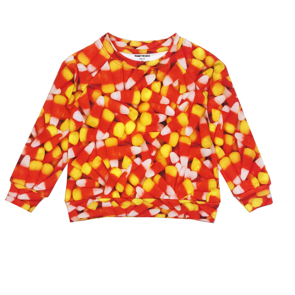 "ROMEY LOVES LULU - ""Candy Corns"" Sweatshirt"