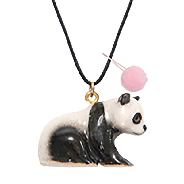 A MINI PENNY - Panda Necklace