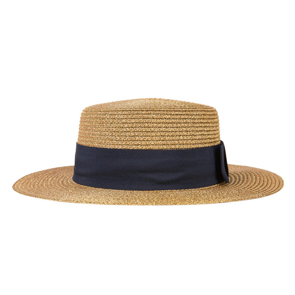LITTLE MARC JACOBS - Straw Sun Hat