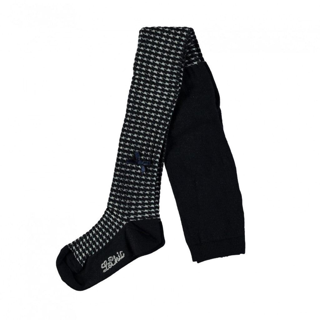 LE CHIC - Houndstooth Tights