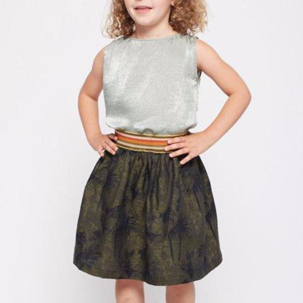 "LEOCA PARIS - ""N-Y"" Skirt"