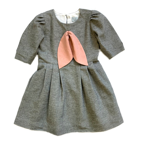 HILDA.HENRI - Adele Dress with Bow