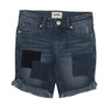 HUDSON JEANS - Shadow Midi Shorts