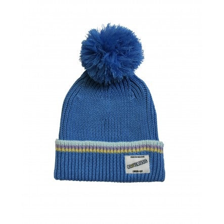 BANDY BUTTON - Tony Pom Pom Hat