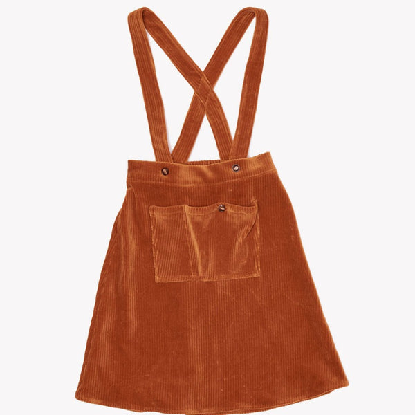 MILK & BISCUITS - Jumbo Cord Skirt