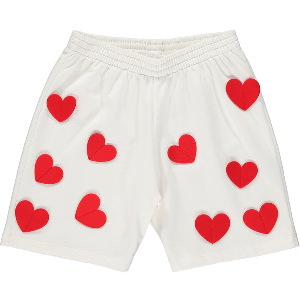 BEAU LOVES - Hearts Shorts