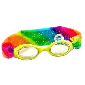 SPLASH- Rainbow Sparkle Swim Goggles