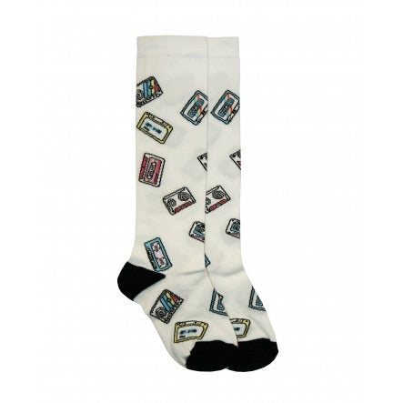 BANDY BUTTON - Ka Knee Socks