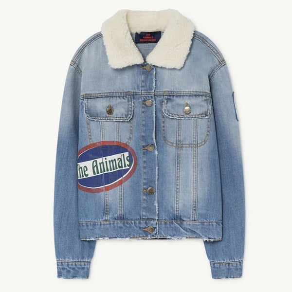 THE ANIMALS OBSERVATORY - Foal Denim Jacket