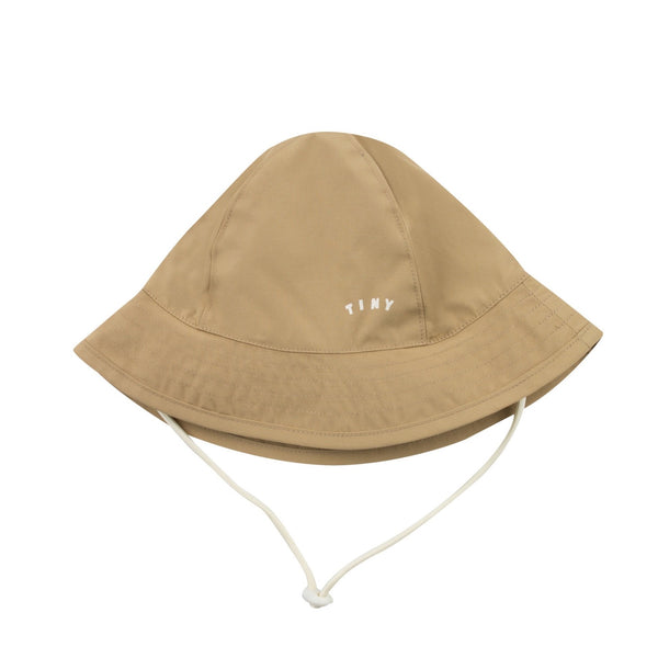 TINYCOTTONS - Tiny Solid Bucket Hat - SAND