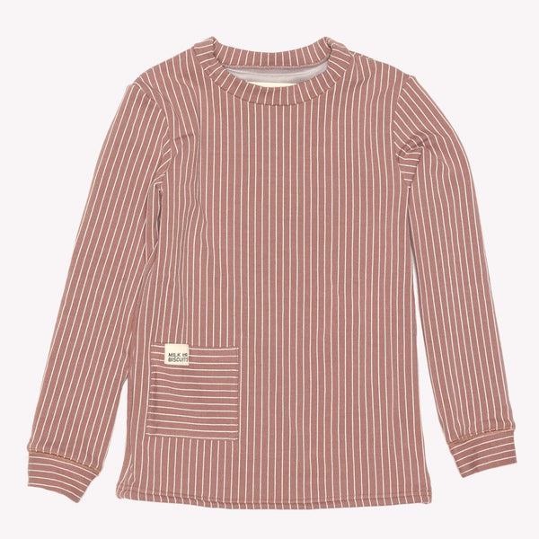 MILK & BISCUITS - Fleece Lined Top