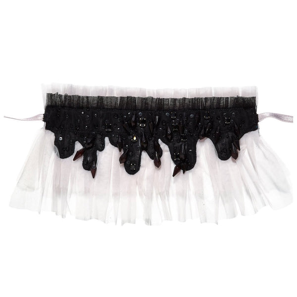 "TUTU DU MONDE - HALLOWEEN 2019 ""AFTER DARK"" - Cut Throat Choker"