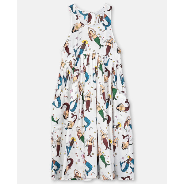 STELLA MCCARTNEY KIDS - Mermaids Dress