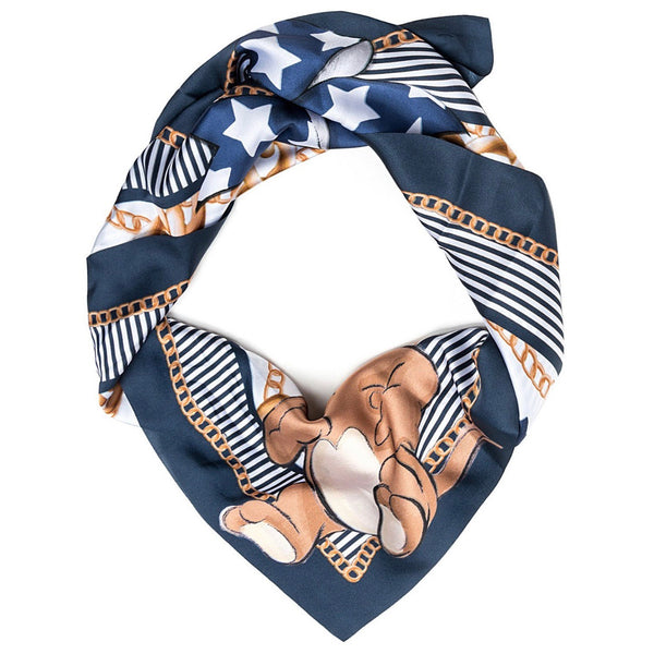 MONNALISA - Tom and Jerry Silky Scarf