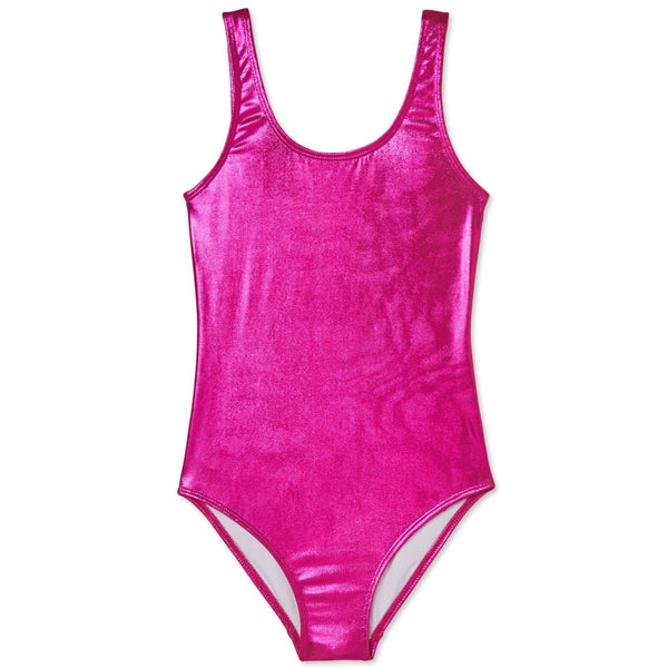 STELLA COVE - Metallic One-Piece Swimsuit