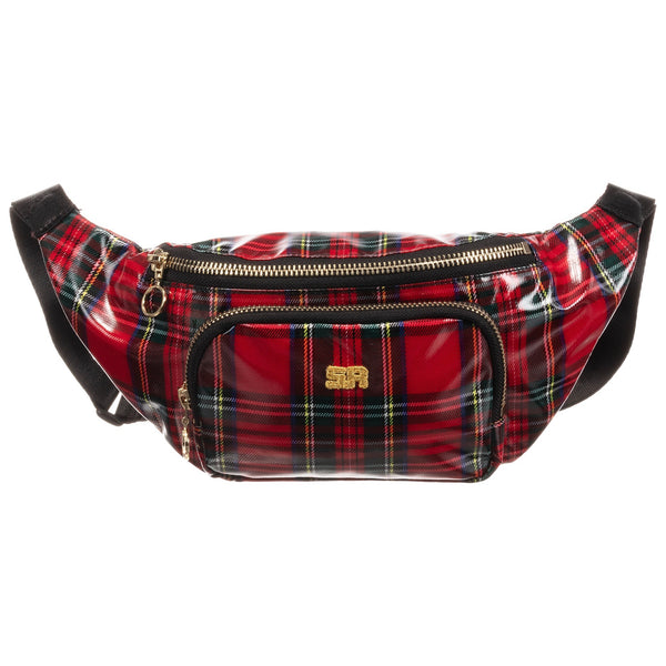 SONIA RYKIEL ENFANT - Dienaba Checked Waist Bag
