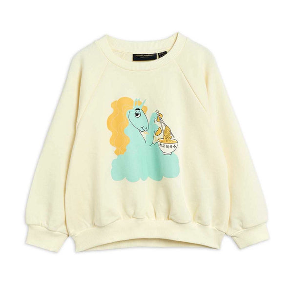 MINI RODINI - Unicorn Noodles Sweatshirt
