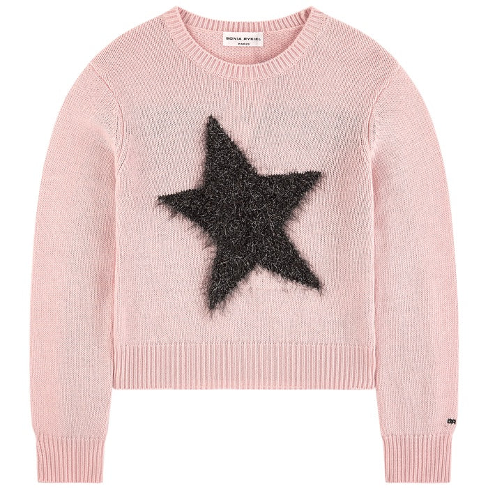 SONIA RYKIEL ENFANT - Djina Star Sweater