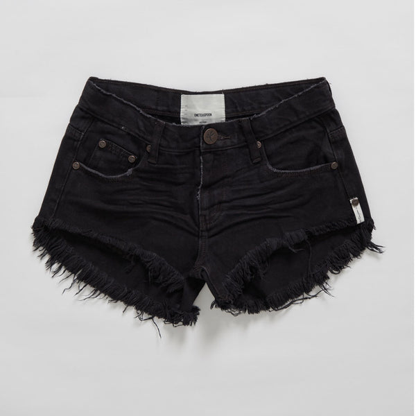 ONE TEASPOON - Rollers Denim Shorts
