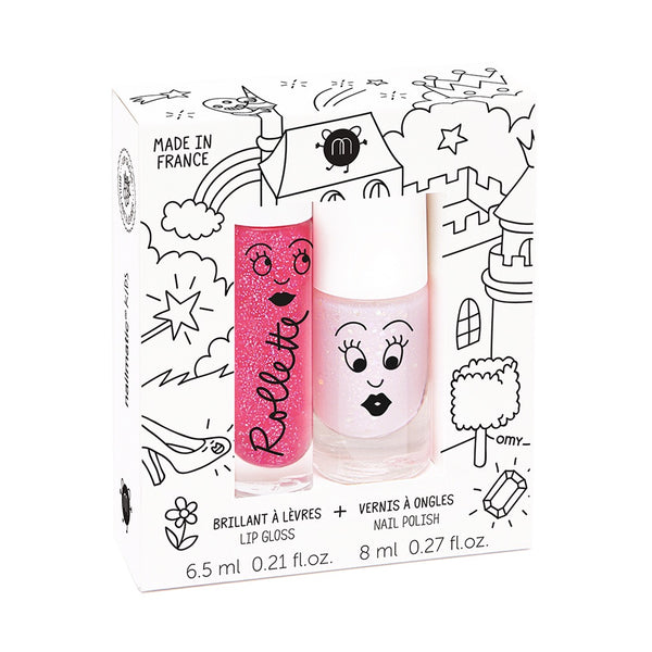 "NAILMATIC - ""Fairytales"" Rollette & Nail Polish Duo Set"