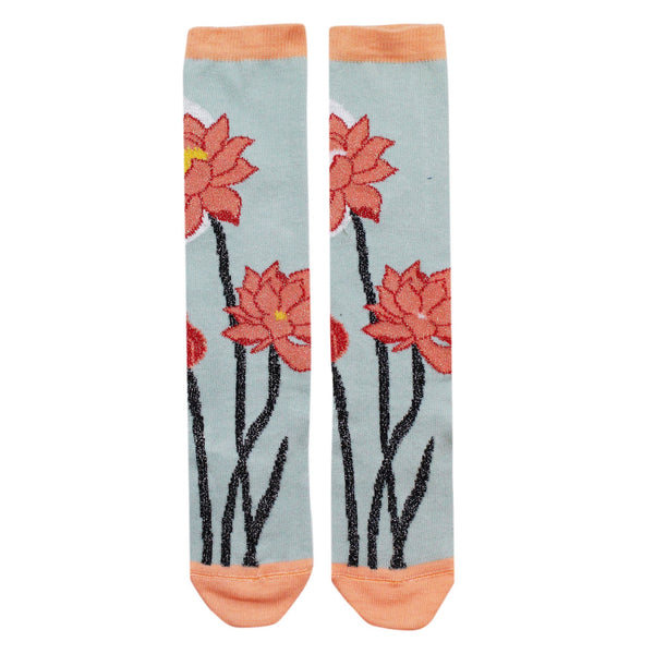 RASPBERRYPLUM - Lotus Knee Socks