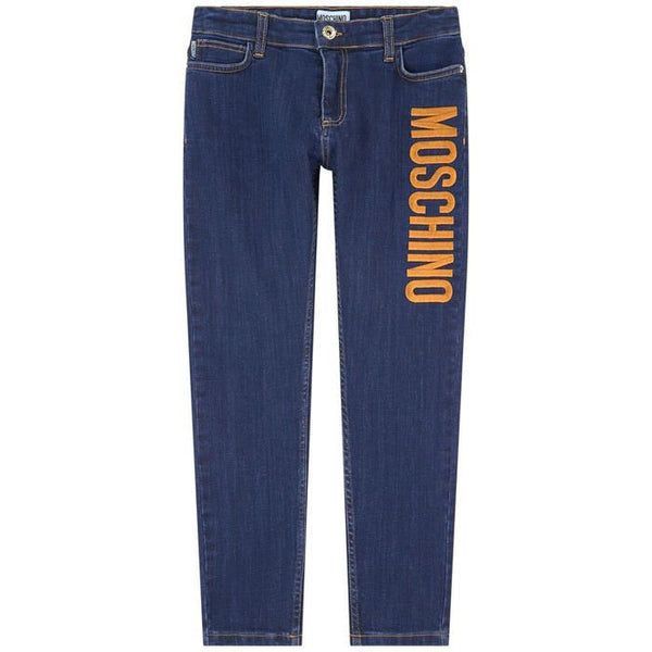 MOSCHINO - Teddy Bear Jeans