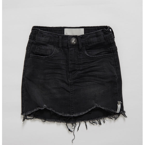 ONE TEASPOON - 2020 Mini Stretch High Waist Denim Skirt
