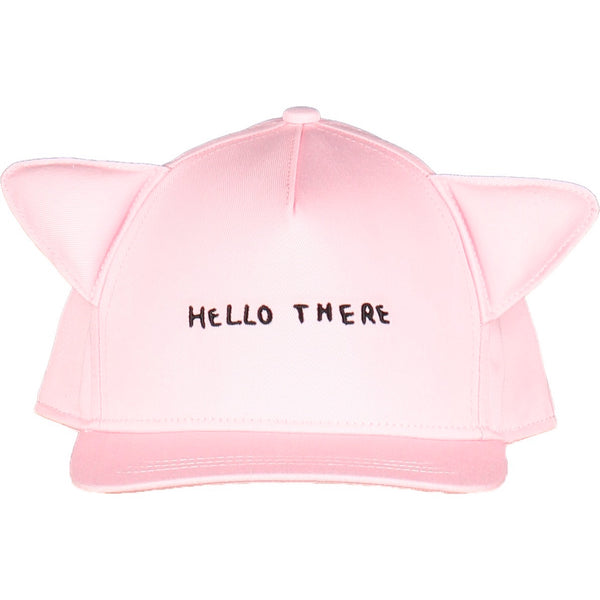 "BEAU LOVES - ""Hello There"" Cap with Ears"