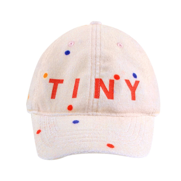 TINYCOTTONS - Tiny Ice Cream Dots Cap