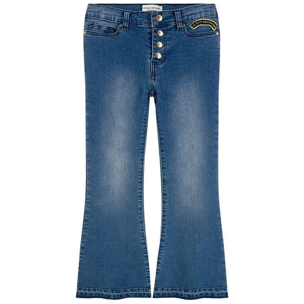 SONIA RYKIEL ENFANT - Dernilla Denim Pants