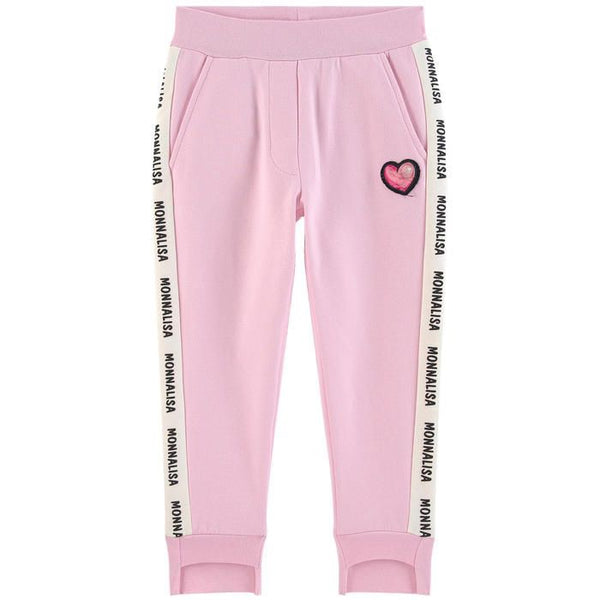MONNALISA - Logo Sweatpants