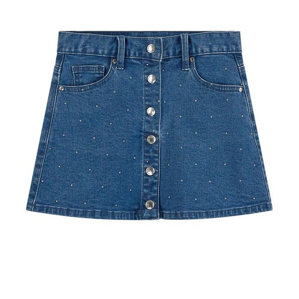 SONIA RYKIEL ENFANT - Djilo Denim Skirt